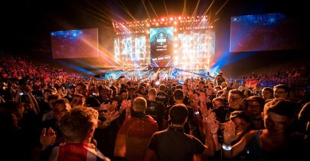 ESL One Cologne: Gains avec BILDplus Billets pour l'Esport Event