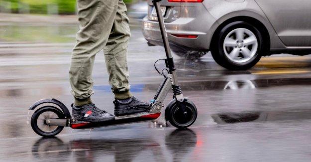 Électrique-Scooter: Scooter au plus tôt en Juillet, dans le transport Routier