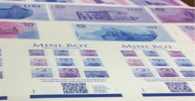 En Italie, tout tourne autour du Senior Mini-Bot - Vue