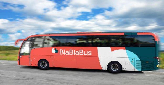 En voiture à partir de 99 Cents: BlaBlaBus fait Flixbus Concurrence
