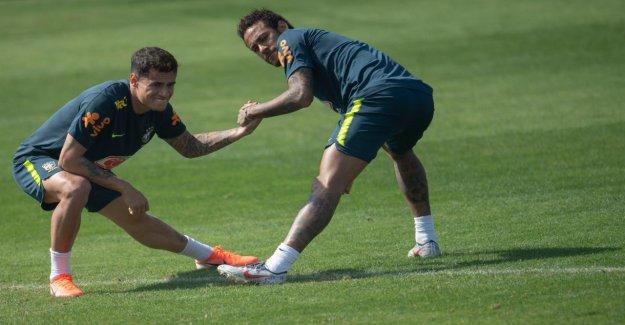 FC Barcelone: Coutinho Et Arthur Souhaitent Neymar-Retour Nouvelles
