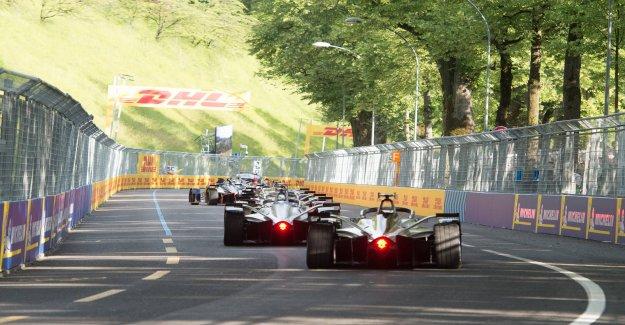FIG Formule E: la Ville de Zurich, refusé l'Autorisation de Vue