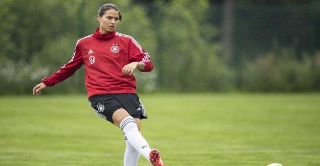 Femmes coupe du monde de Football en 2019: Dzsenifer Marozsan est apte pour le quart de finale