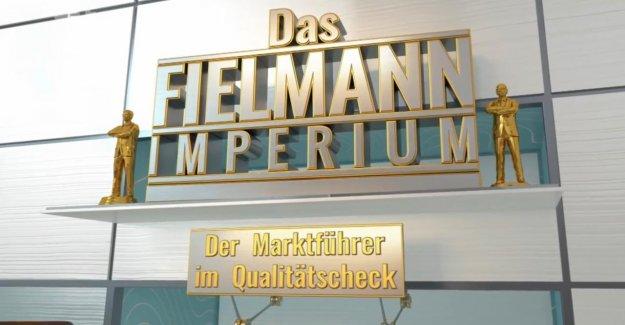 Fielmann: ZDFzeit teste l'Allemagne Lunettes de Géants