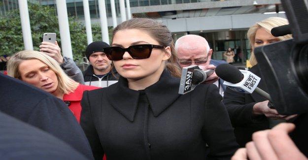 Food Blogueuse Belle Gibson en raison de Cancer de Mensonge devant le Tribunal de Vue en