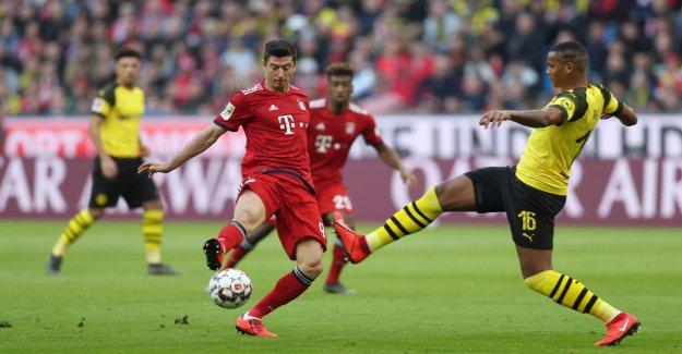 Football: l'Uefa, de la TÉLÉVISION montre bientôt Bundesliga-faits Saillants