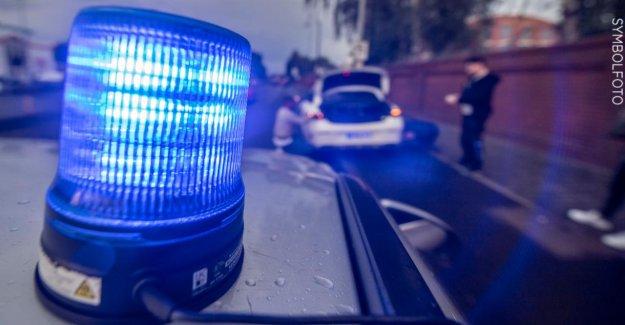 Gelsenkirchen: Homme déchire Policier cas de Contrôle routier, avec