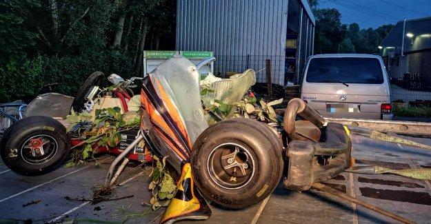 Gladbeck: les Filles (7) dans le Kart blessée: Parents, qui risque jusqu'à trois Ans de Prison