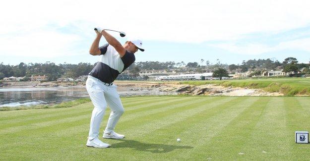 Golf: Brooks Koepka vise la troisième US Open-Titre à - Vue