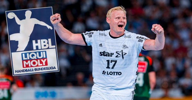 Handball-Bundesliga: Parfait! La Ligue reçoit un nouveau Nom!
