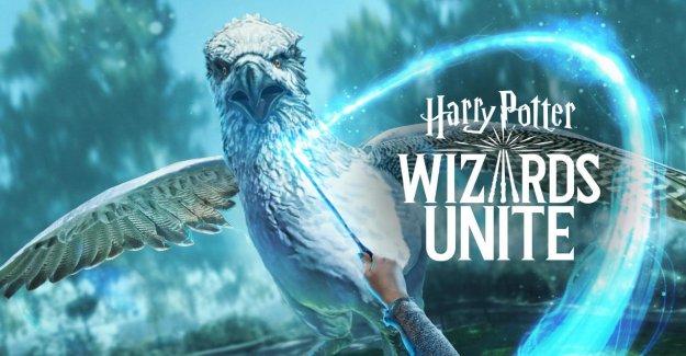 Harry Potter: Wizards Unite: Pokémon GoSuccesseur lance faible