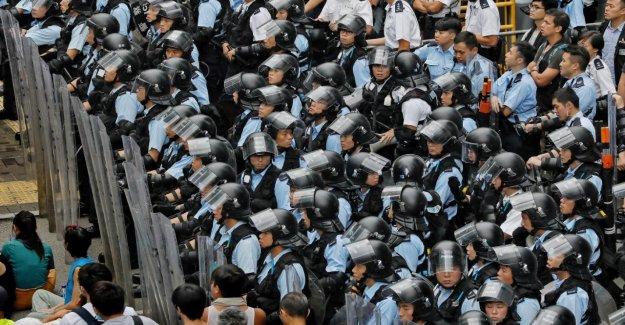 Hong kong: Manifestation contre la Chine oblige le Gouvernement à changer de Cap