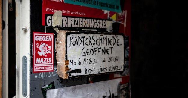 Kadterschmiede – Räumungsklage rejeté Pub à Berlin reste