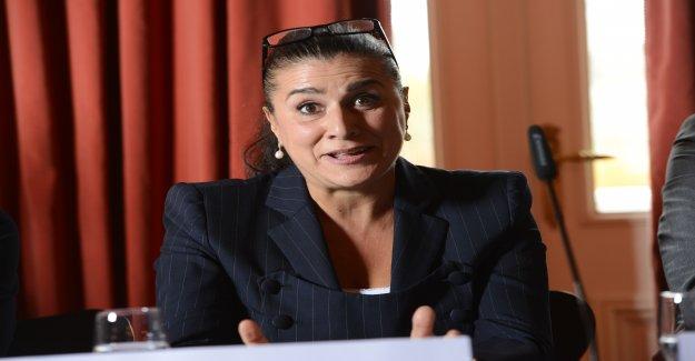 La chanteuse Cecilia Bartoli dit votre Opernauftritte à partir de la Vue à