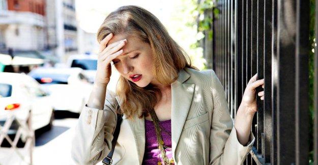 La déshydratation, l'Insolation, de l'Effondrement: Que faire en cas de Hitzeproblemen?