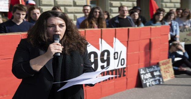 Le conseil fédéral rejette 99%, À l'Initiative de la jeunesse socialiste à partir de la Vue à