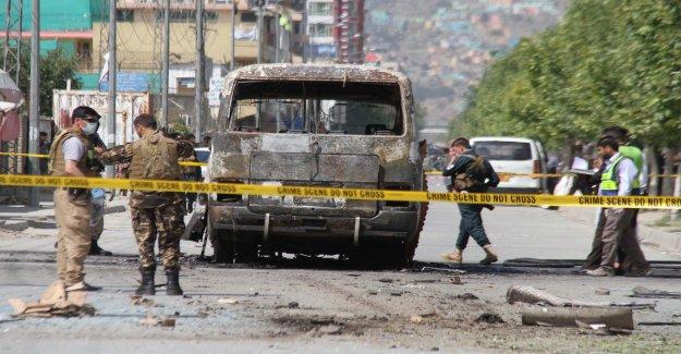 Le conseil fédéral se penche un: Afghan peut, à Bâle, restent - Vue