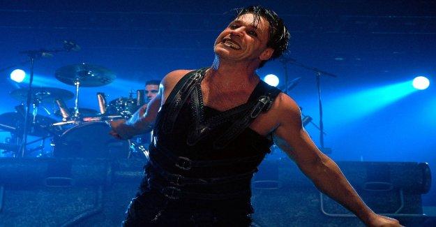 Les victimes de Rammstein-Rocker Till Lindemann se défend - Vue