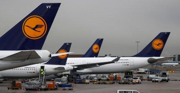 Lufthansa et Eurowings: Vol-Grèves menacent les Vacances d'été