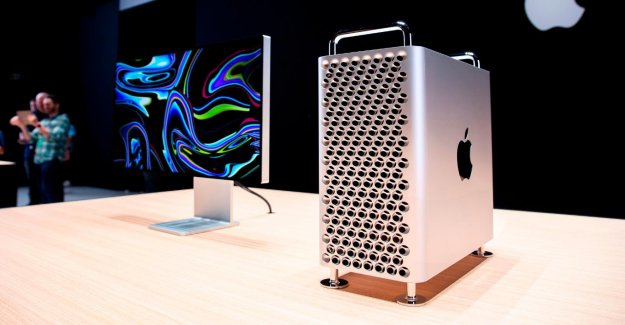Mac Pro: Apple Super-Ordinateur le plus rapide de la râpe à fromage du Monde