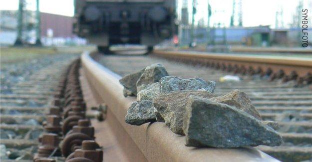 Manger: les Objets, les chemins de fer mis – S-Bahn gravement endommagé