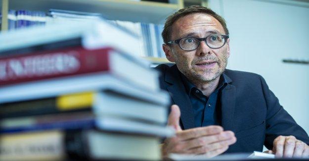 Markus Vendredi avertit de la Fin du système de Milice - Vue