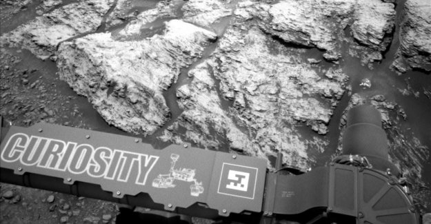 Mars: la Nasa trouve spectaculaire, beaucoup de Méthane – Note sur la Vie?