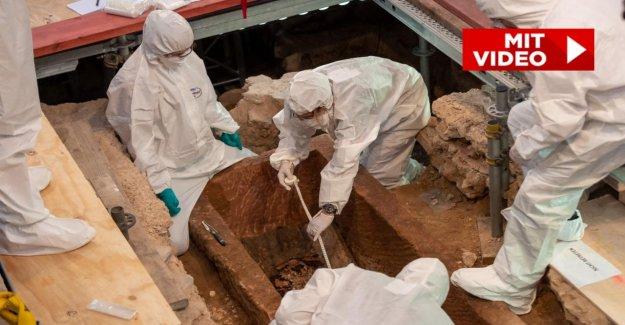 Mayence: les Chercheurs à trouver vieux de 1000 Ans, Une-l'Évêque