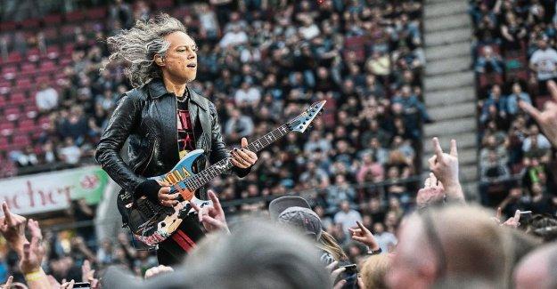 Metallica-Concert à Cologne: US-Rocker jouer Viva Colonia
