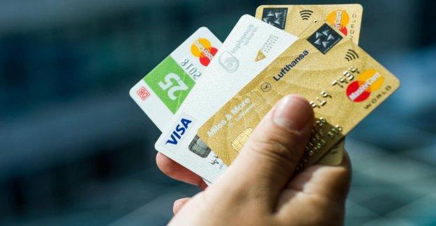Mikroplastik: Nous mangeons chaque Semaine une gamme complète de carte de Crédit!