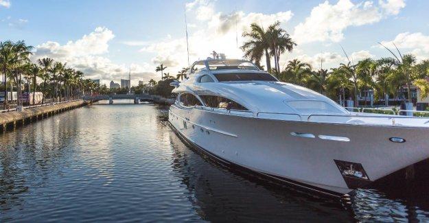 Millionnaires: vivre Ici, et de loin, la plupart des Super-Riches