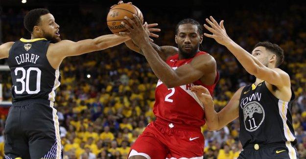 Toronto Raptors - Golden State Warriors