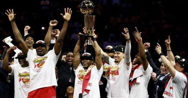 NBA: Les Conséquences de la Finale en 2019, la Ligue de changer de façon spectaculaire