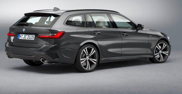 Nouvelle BMW série 3 Touring/Break: La rupture avec la Tradition!