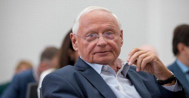 Oskar Lafontaine veut le SPD et la Gauche de fusionner