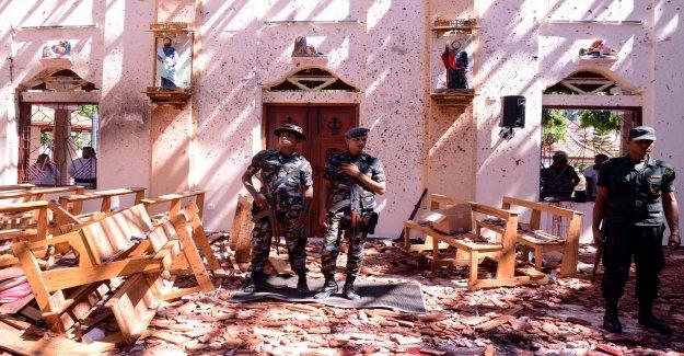Osteranschläge au Sri Lanka: Suspect prise de Vue en