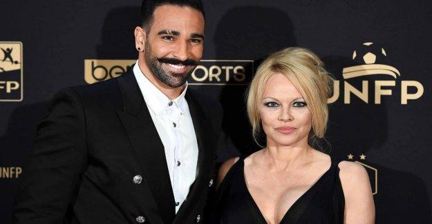 Pamela Anderson pose Adil Rami la Torture physique avant – Séparation d'avec le Footballeur!