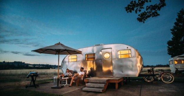 Partage de Concepts pour les Vacances: mobil-home ou en Yacht privé des loyers