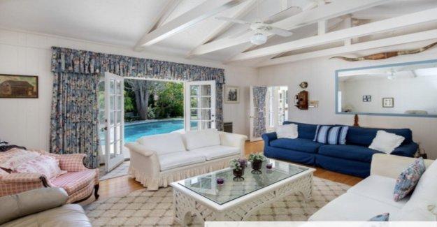 Pour Lisa Marie: Priscilla Presley veux Villa à vendre - Vue