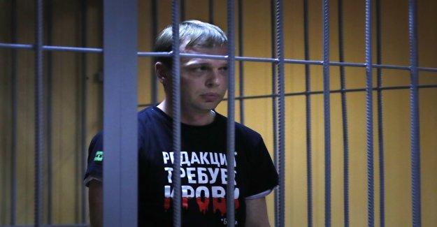 Poutine rejette à cause de Scandale pour les Journalistes Polizeigeneräle - Vue