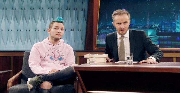 Rezo pour Böhmermann: Le Youtuber salue tout d'un coup un Politicien CDU