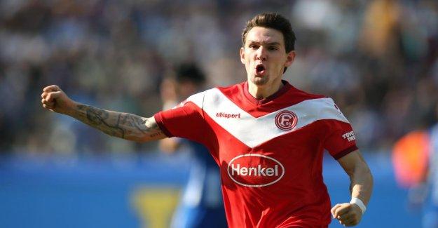 Schalke: Benito Raman veut absolument S04