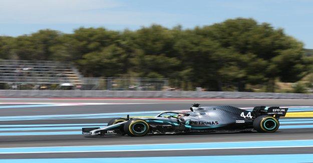 Sebastian Vettel a choqué: «Hamilton joue avec nous» - Vue