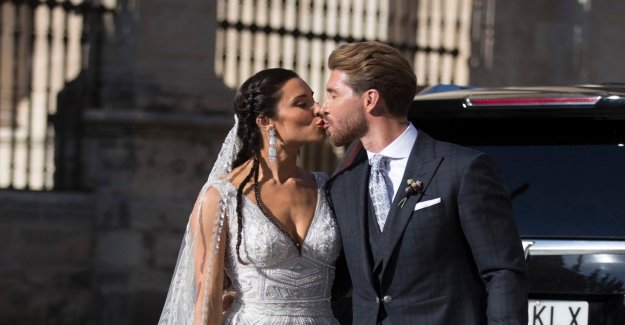 Sergio Ramos: Real Madrid – Espagne-Rambo épouse et peut aussi tendrement