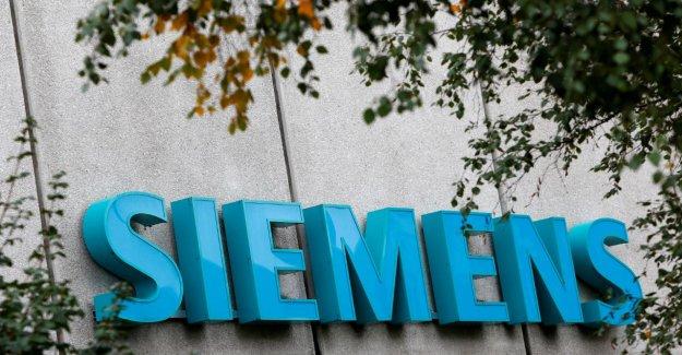 Siemens: Groupe caresse dans le monde entier 2700 Postes, dont 1400 en Allemagne