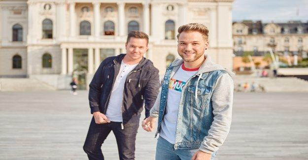 Sven Epiney et Michael Graber dévoiler les Détails de votre Mariage