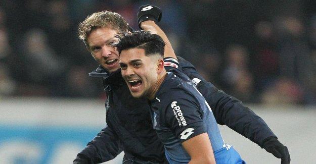 TSG Hoffenheim: Nadiem Amiri: Je vais Nagelsmann PAS manquer!