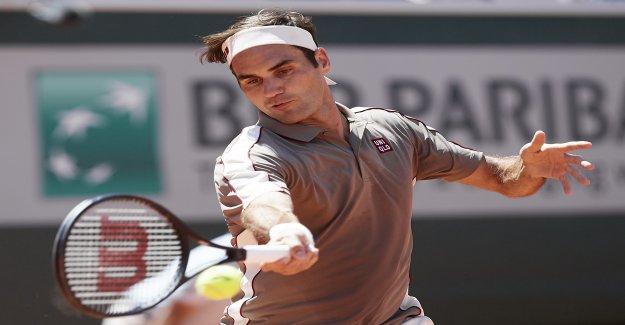 Tennis: Roger Federer ironise sur mécontents Dominic Thiem - Vue