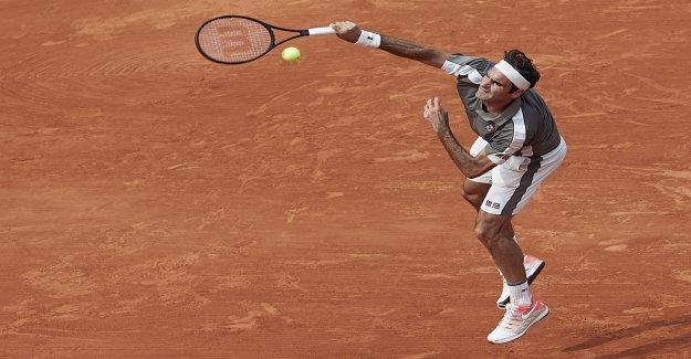 Tennis: Vendredi, c'est de l'Open Demi-Journée - Vue