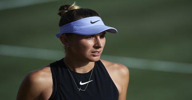 Tennis: se Joue Bencic trop fatigué pour Wimbledon? - Vue